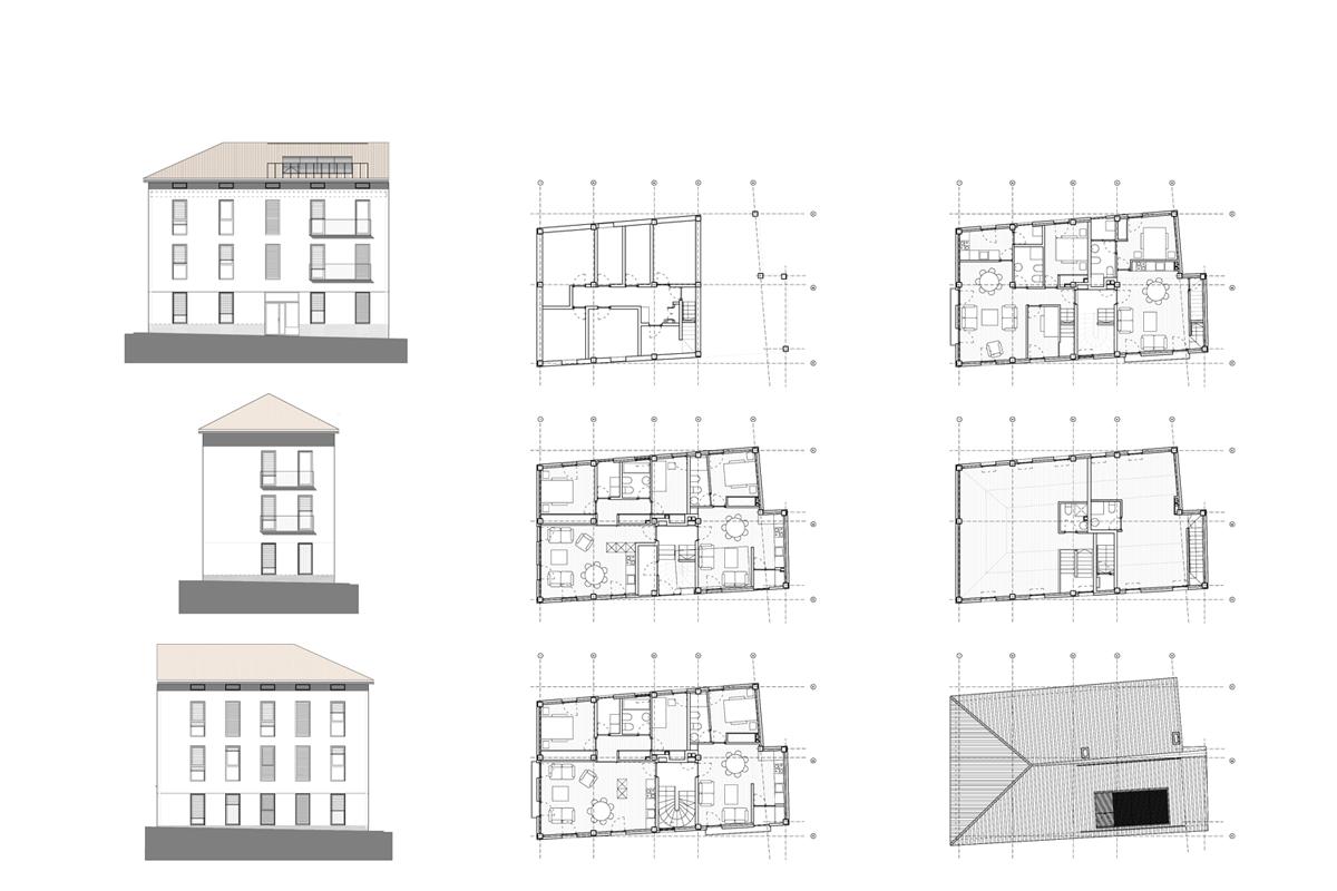 Edificio de vivendas 2